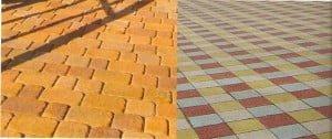Тротуарную плитку положить в Краснодаре