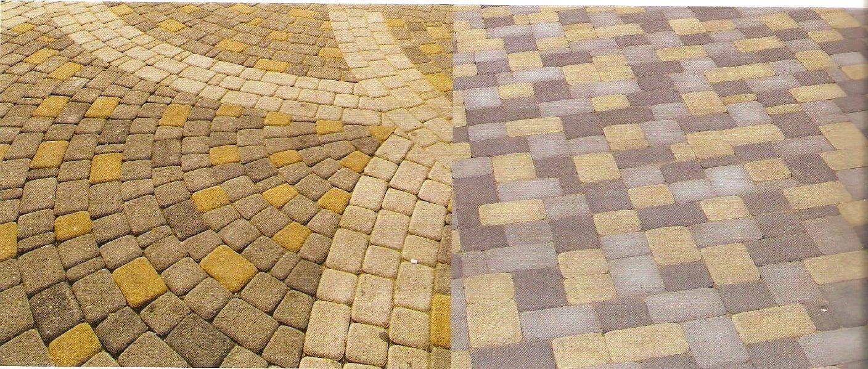 Уложить тротуарную плитку в Краснодаре