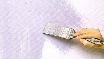Эффектная-покраска стен