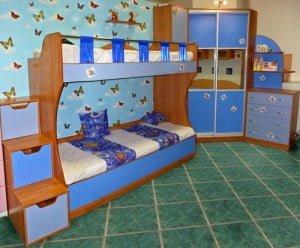 Отделка детской в Краснодаре