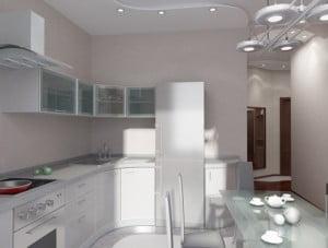 Отделка и ремонт кухни в Краснодаре