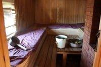 Построить сауну в частном доме