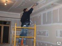 Сделать шпаклёвку потолков