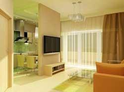 Отделать квартиру студию в Краснодаре