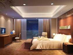 Правильное освещение потолка