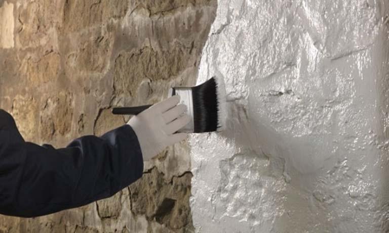 Грунтовка стен под шпаклёвку