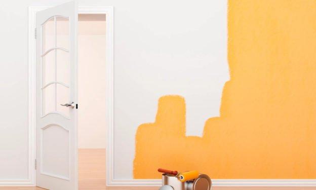 Какую отделку стен выбрать обои или краска
